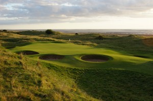Silloth 9th hole